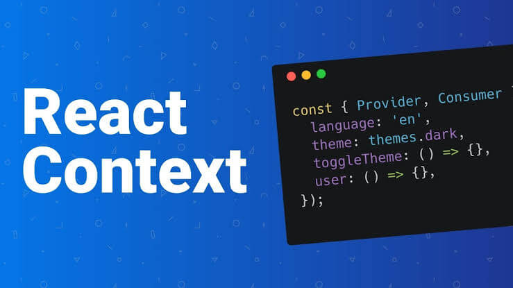 How to use context in React